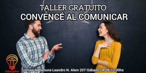 CONVENCÉ AL COMUNICAR