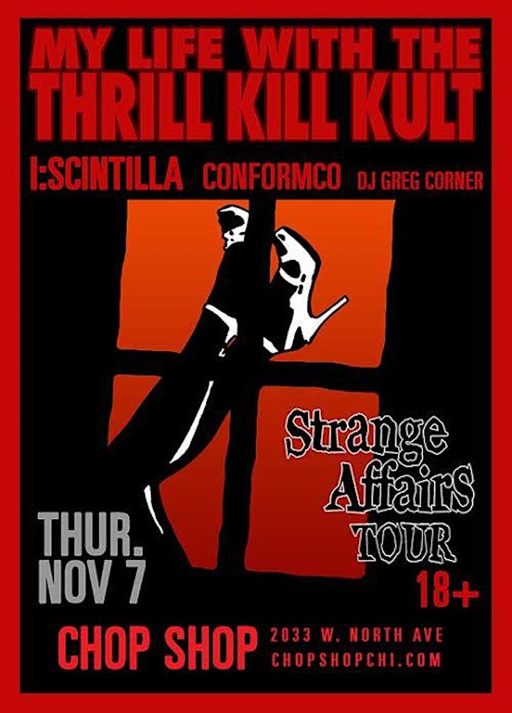 My Life With The Thrill Kill Kult image