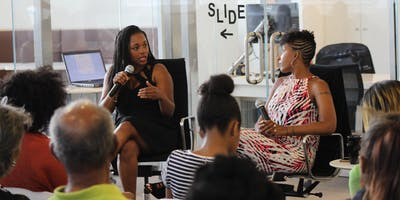 3rd Annual Black Entrepreneurship Week: Move Scared, It's Your Privilege - Fireside Chat