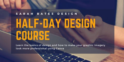 Half-day Design course using CANVA
