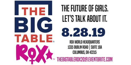 The Big Table ROX tickets