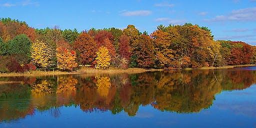 Historic Fall Foliage Pontoon Tour (Sunset)