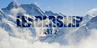 COR Class - Part 2 - LEADERSHIP