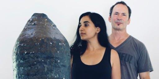 Opening / Reading: Ashwini Bhat and Forrest Gander