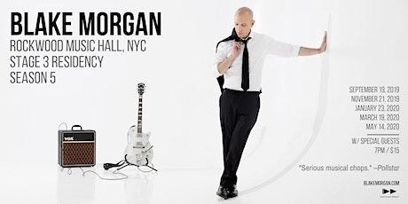 Blake Morgan tickets