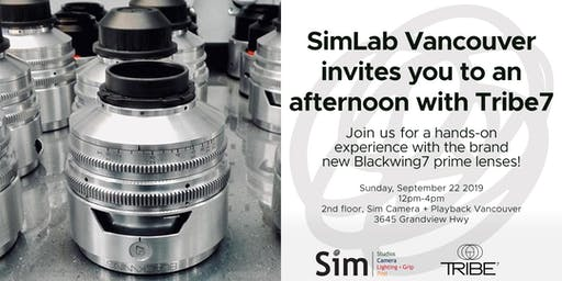 SimLab Vancouver: An Afternoon with Tribe7