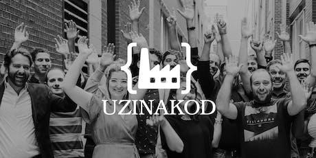 Party clients & partenaires – Uzinakod Édition 2019  billets