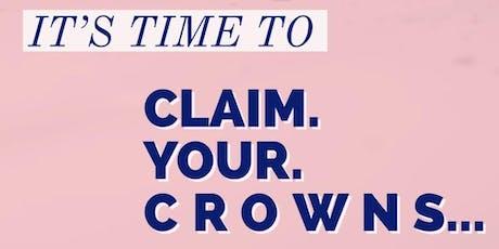 Crown of Beauty Mentorship Program tickets