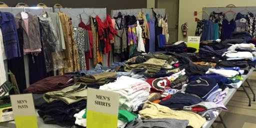10th Annual Free Winter Clothing Event