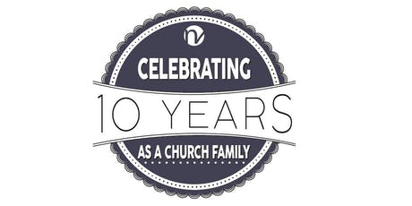 North Village Church's 10th Anniversary Celebration (RSVP by September 5) tickets