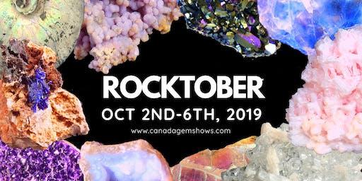 The Rocktober Rock n' Gem Show