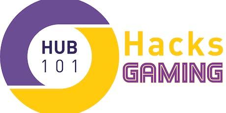 Hub101 Hacks: Gaming tickets