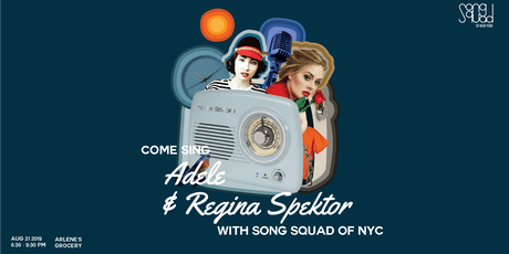 Song Squad Of New York tickets