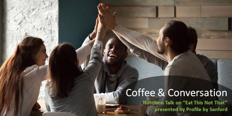 Coffee & Conversation tickets