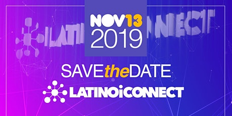 2019 Latino iConnect tickets