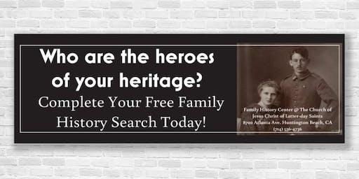 Heroes of My Heritage @ HB Civil War Days
