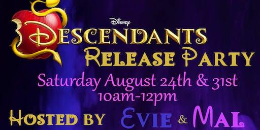 Descendants Release Party!
