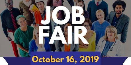 Yolo County Job Fair tickets