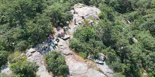 High Peaks Hike in September