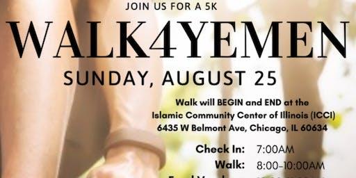 5k Walk4Yemen