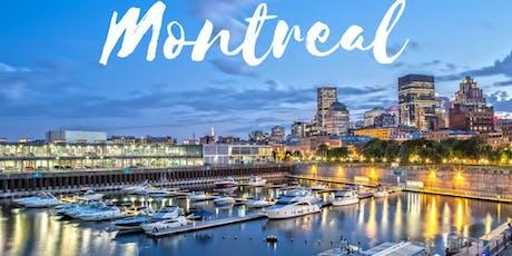 NY - Montreal Trip (Updated Days) biglietti
