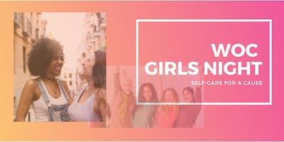 WOC Girl's Night!