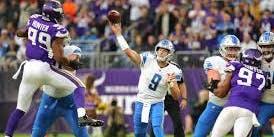 Ultimate Fan Experience: Detroit Lions vs Minnesota Vikings