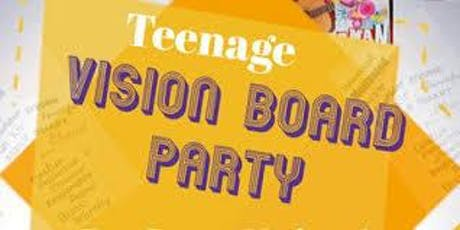 Vision Board Party for Teens tickets