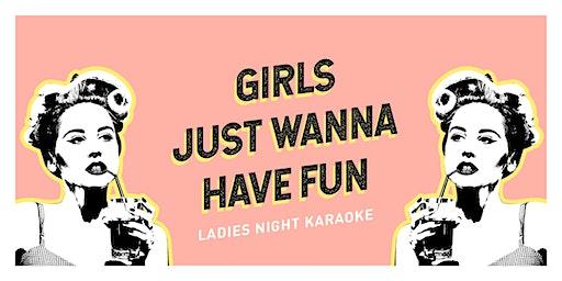Ladies Night Karaoke - Open Bar for the Ladies!
