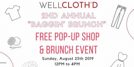 2nd Annual Well Cloth'd NYC Baggin' Brunch