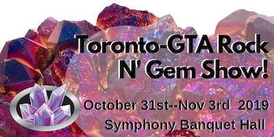 The Toronto - GTA Rock n' Gem Show