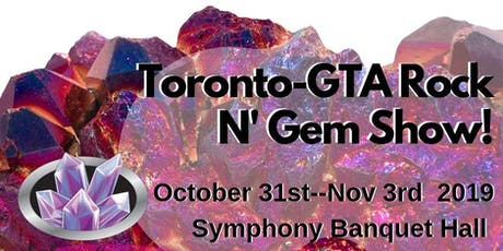 The Toronto - GTA Rock n' Gem Show tickets