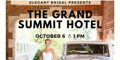 Grand Summit Hotel Bridal Show