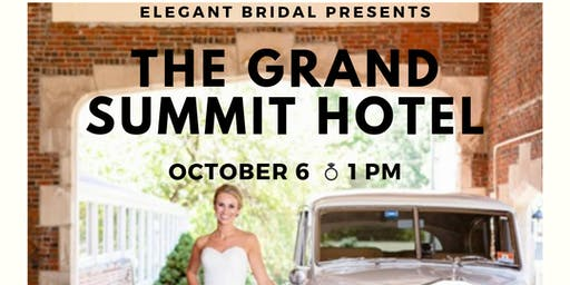 Grand Summit Hotel Bridal Show