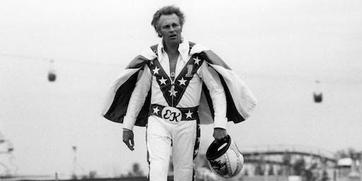 Evel Knievel Birthday Bash w. Roger Alan Wade at Oscar's