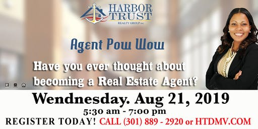 Agent Pow Wow  (Network Event)