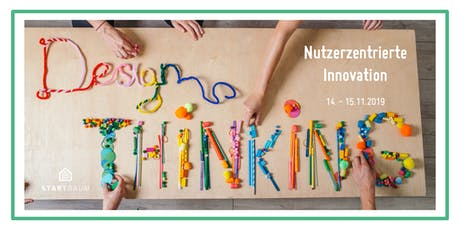 Design Thinking - nutzerzentrierte Innovation Tickets