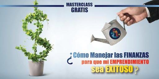 MASTERCLASS ¿Cómo Manejar las Finanzas para que mi Emprendimiento sea Exitoso? - QUITO