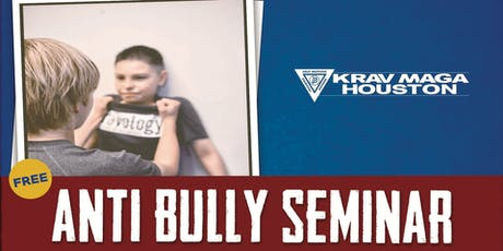 Free Anti Bully Seminar tickets