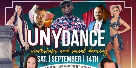 UNY Dance|Workshops & Party 9/14/19 tickets