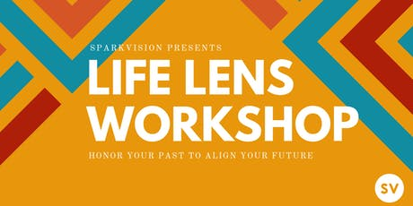 Life Lens Workshop August 1st 2020 tickets