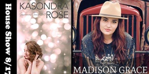 House Show: Madison Grace & Kasondra Rose