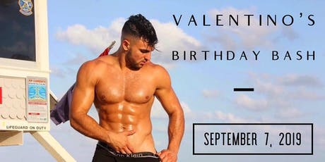 Valentino's Birthday Bash tickets