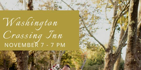 Washington Crossing Inn Bridal Show tickets
