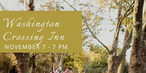 Washington Crossing Inn Bridal Show