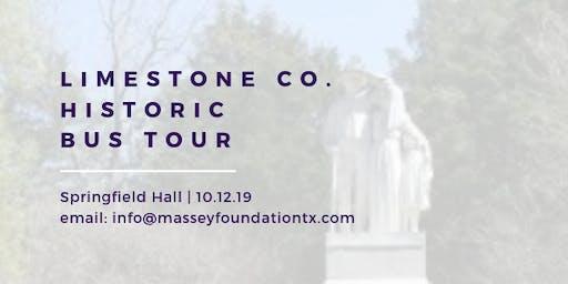 Limestone County Historic Bus Tour