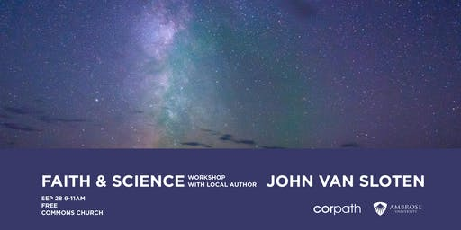 Engaging God through the Science-based Work You Do