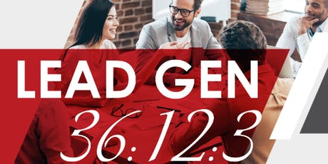 Lead Generation 36.12.3 (2 sessions)  tickets
