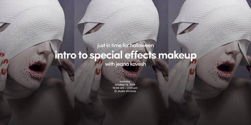 Intro to Special Effects Makeup