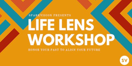 Life Lens Workshop October 10th 2020 tickets